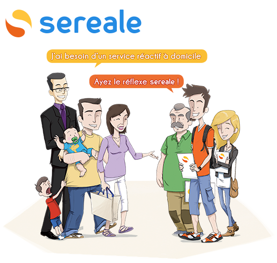 plateforme Sereale entre particuliers