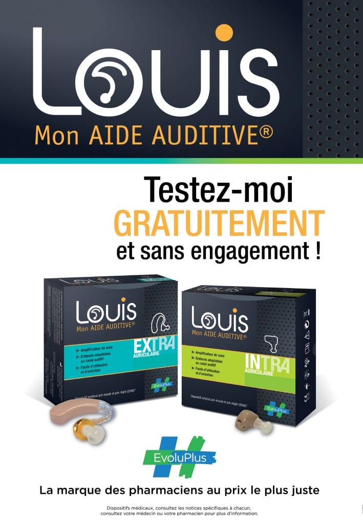 Louis Mon Aide auditive