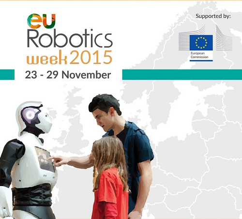 Semaine Européenne de la robotique