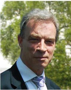 Hugues Portelli, maire d'Ermont