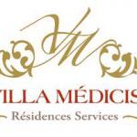 Villa Medicis logo