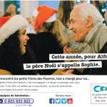 Les petits frères des Pauvres célèbrent Noël au Paris Marriott Champs-Elysées !