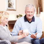 Aidant - couple - santé à domicile