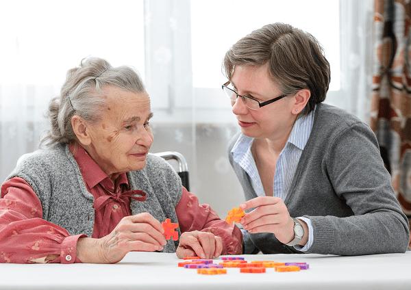 Aidants - Services à la personne - thérapie non-médicamenteuse