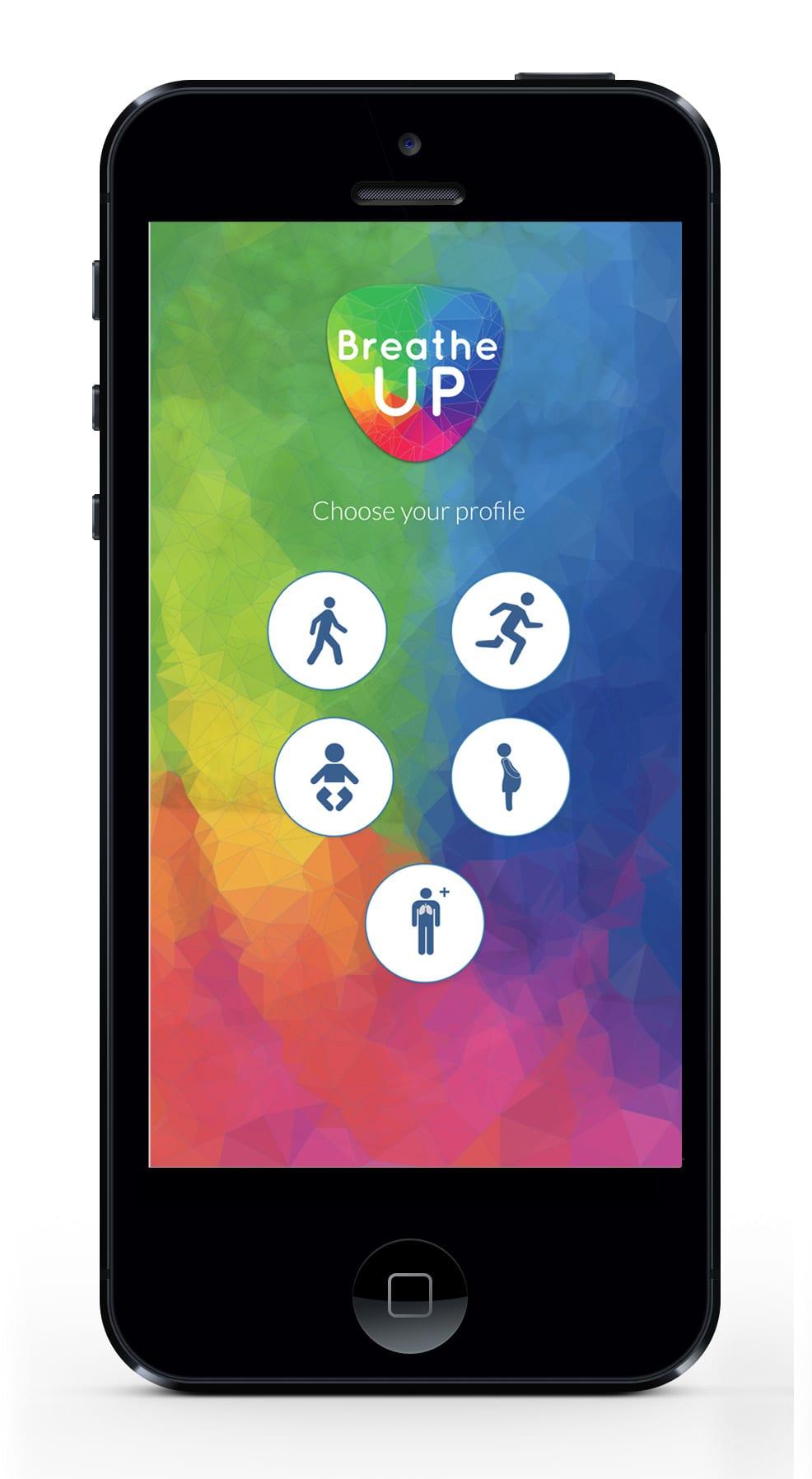Breathe Up - Application 2