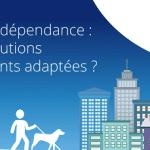 Infographie Polylogis : «Handicap, dépendance : quelles solutions de logements adaptées ?»