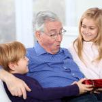 Integénérationnel - grands-parents