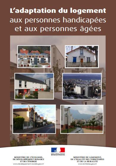 L'adaptation du logement au personnes handicapées et aux personnes âgées