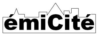Logo Emicité