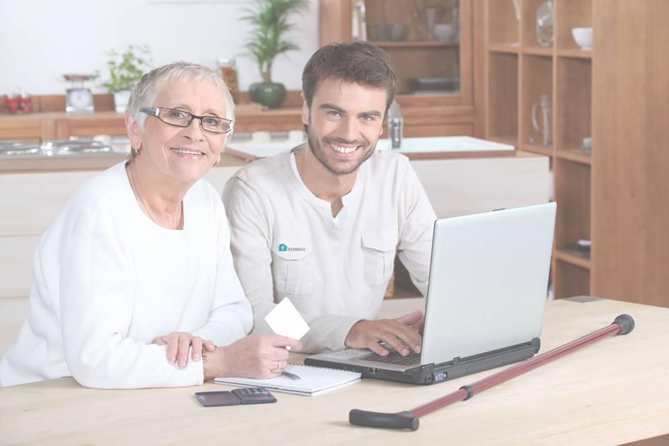 Technofix - services à la personne - assistance internet