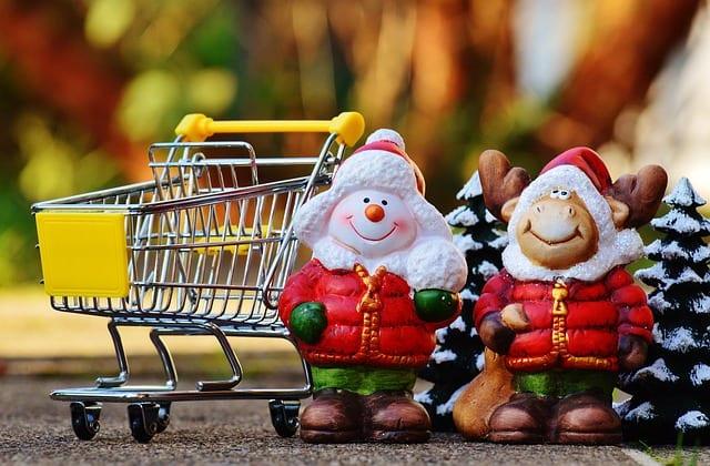 online-shopping-achats en ligne - Noel