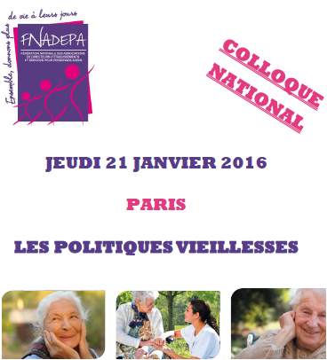 Colloque National FNADEPA 2016