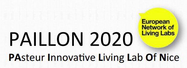 Living Lab Paillon 2020 - Nice - PACA