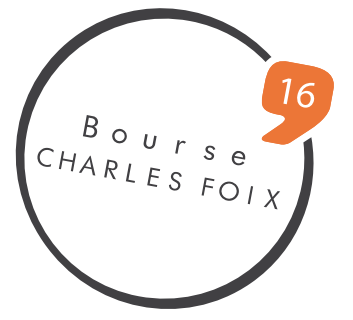 Logo Bourse Charles Foix 2016