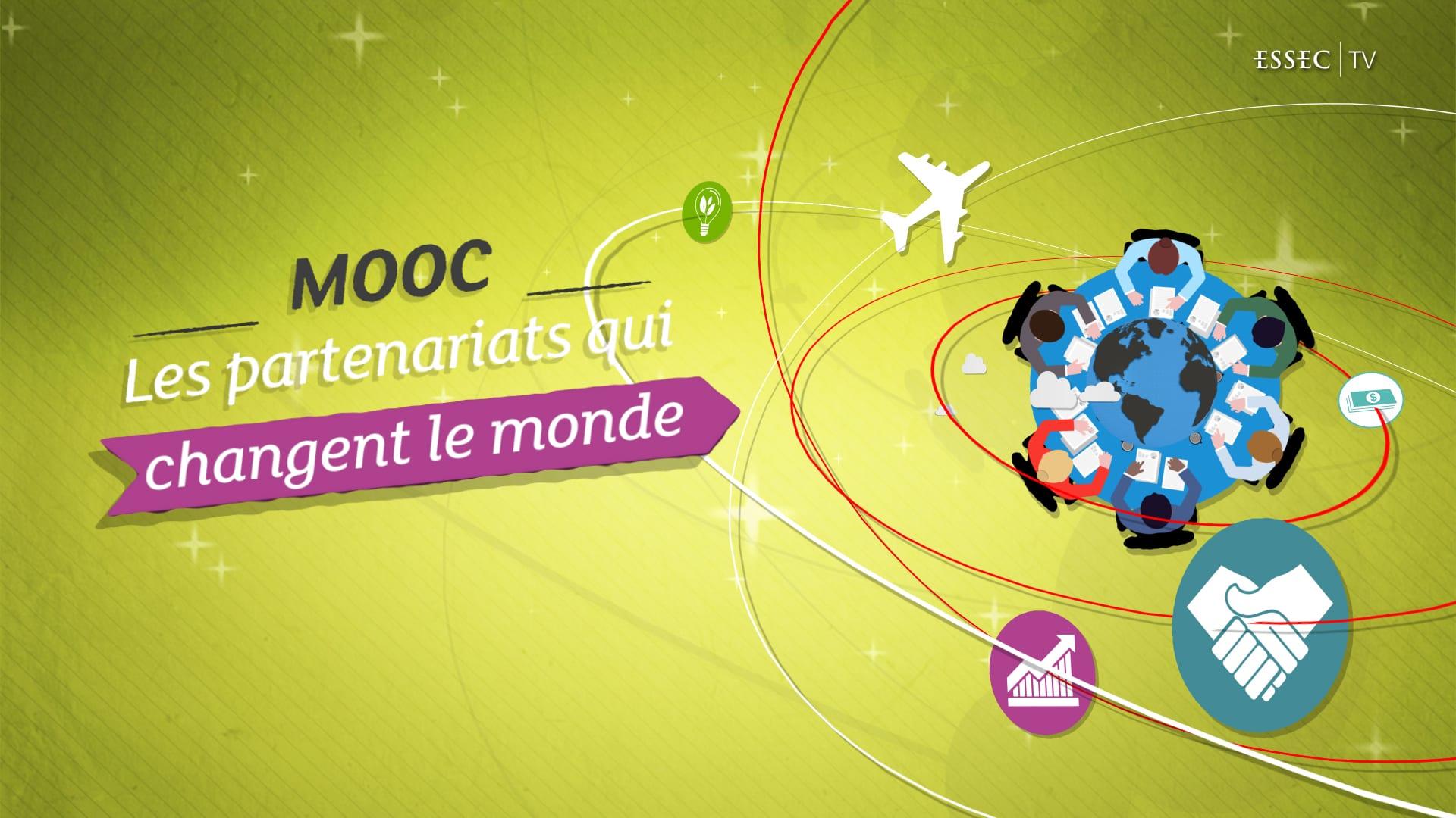 """MOOC """"Les partenariats qui changent le monde"""""""