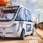 Navya lève 4,1 millions d'euros pour sa navette 100% autonome
