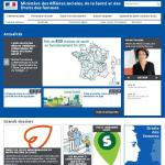 social-sante.gouv.fr : le nouveau site du ministère des Affaires sociales, de la Santé et des Droits des femmes est en ligne