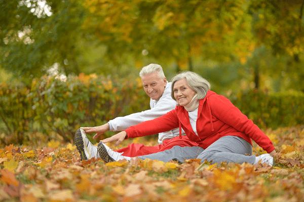 Sport - activité physique - couple