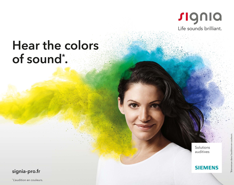 Signia, aide auditive Siemens / Sivantos