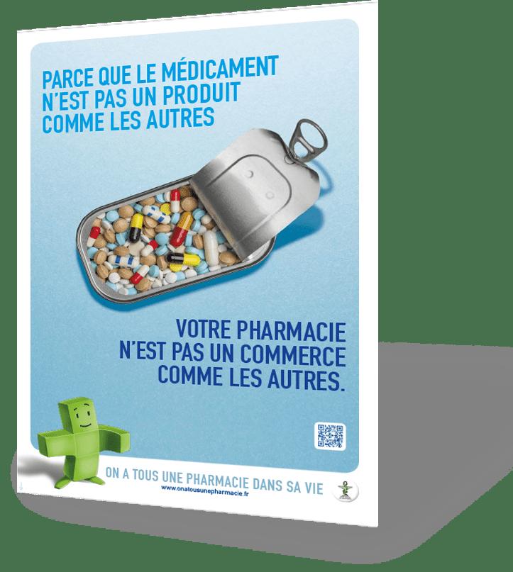 affiche médicaments