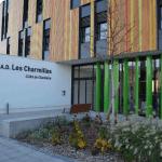Les Charmilles à Chambéry : une nouvelle résidence médicalisée dont le Studio PH2B a réalisé la décoration intérieure