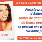 Fêtes des Grands Mères : Adhap Services vous fait gagner des fleurs