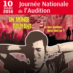 Journée nationale de l'audition 2016