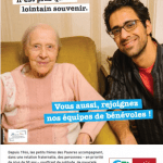 Les petits frères des Pauvres recherchent des bénévoles dans toute la France !