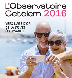 Observatoire Cetelem 2016 Silver économie