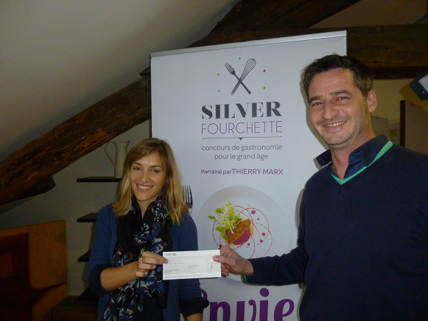Prix fondation Silver culture 2016 - Silver Fourchette