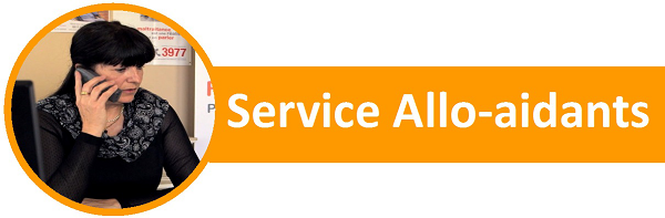 Service Allo-Aidants, aide aux aidants