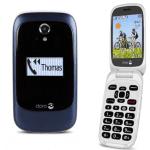 Mobile World Congress 2016 : Doro présente trois téléphones mobiles intelligents