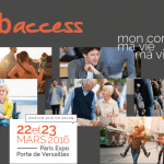 Les 22 et 23 mars 2016 : 5e édition du Salon Urbaccess à Paris