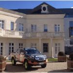 Rallye des Gazelles : L'équipe Domitys prend le départ de Tours le mercredi 16 mars