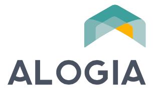 Logo Alogia - Silver économie - concours BBM