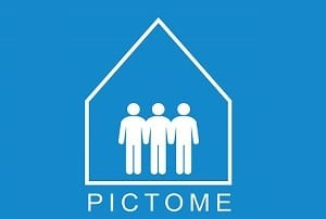 PICTOME logo