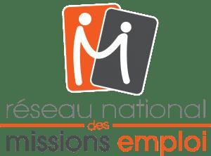 logo réseau national des Missions Emploi