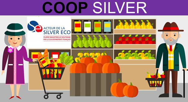 COOP SILVER - Silver économie - économie sociale et solidaire