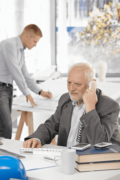 Emploi Seniors - Bénévolat - portage salarial