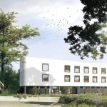 Korian et Icade posent la 1ère pierre de la future clinique de soins de suite et de réadaptation de Martigues