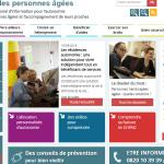 En un an, plus d'un million de personnes ont consulté le portail « Pour les personnes âgées »