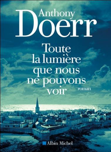 Anthony Doerr - Prix littéraire Domitys