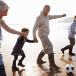 Intergénérationnel- Grands-parents - activité -