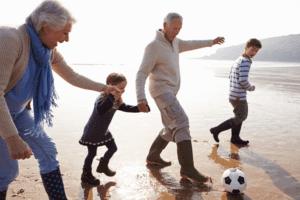 Intergénérationnel- Grands-parents - activité -
