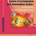 [Livre] « Perte d'autonomie des personnes âgées : Prévention et accompagnement »