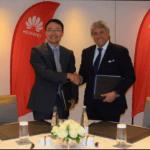 partenariat Huawei-Visiomed Group - santé connectée