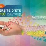 Du 5 au 7 juillet 2016 : l'université de la e-santé fête ses dix ans à Castres