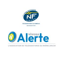 Certification téléassistance - NF Alerte