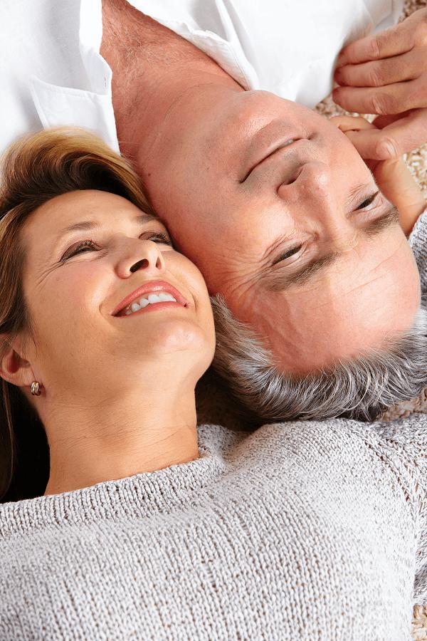 Couple - amour - sexualité des seniors