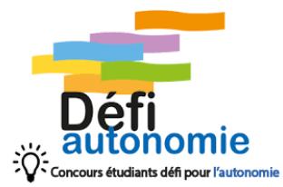 Défi autonomie concours étudiants